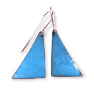 "Ohrhänger ""Triangle"""